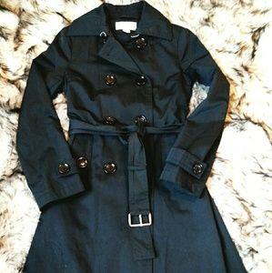 Michael Kors Trench Coat Size XS